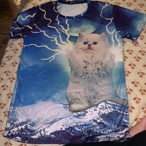 Kitty with Lasers Shirt